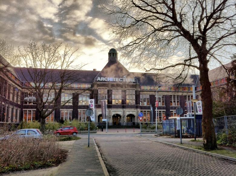 Bouwkunde Delft 2 Winter 2012